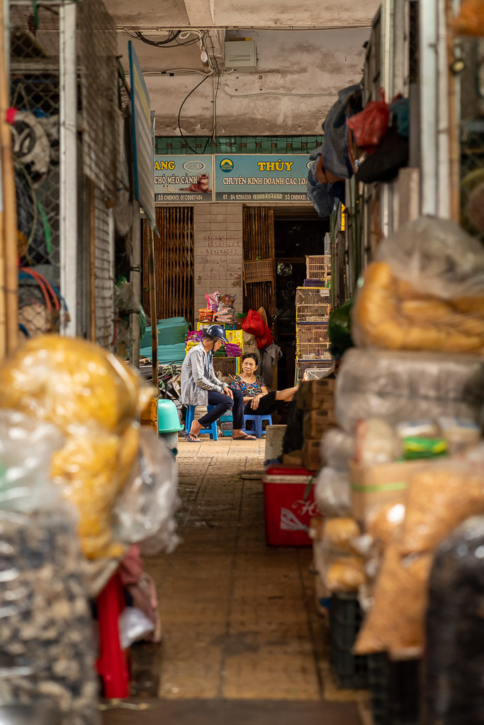 ale - chating - vietnamese - peaking - street photography - market - creartophoto
