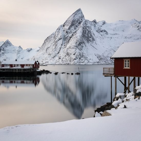 Photography quarantine mode - lofoten - norway - CreArtPhoto - landscape photography - travel photography - winter - hamnoy - creartphoto