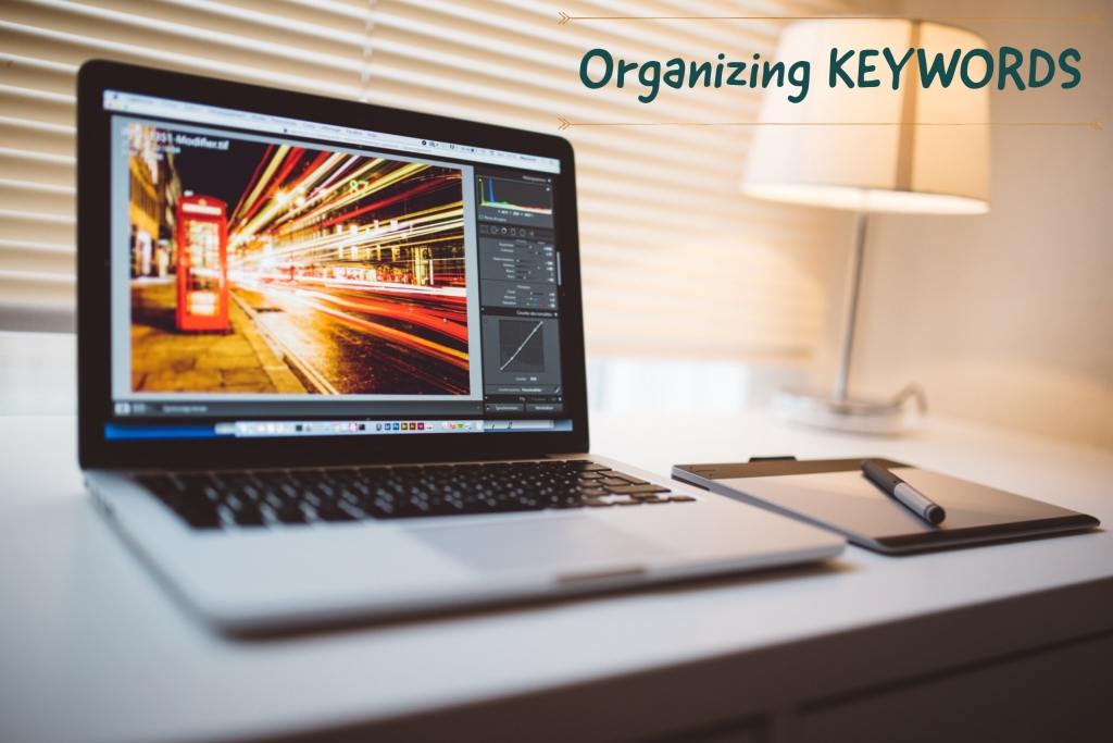 organize- keywords - adobe - lightroom CC - organize images - find images easily